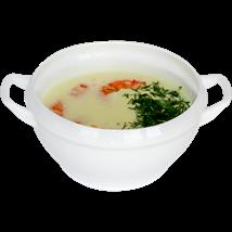 Picture of Суп-пюре с креветками