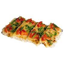 Picture of Пицца-ролл с курицей Терияки