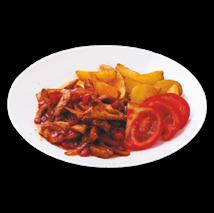 Picture of Свинина в томатном соусе